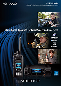 NX-5000 Series Mobile Full Brochure