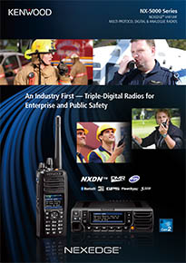 NX-5000 Full Brochure Now with DMR